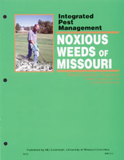 IPM1014: Noxious Weeds of Missouri