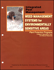 IPM1018: Weed Management Systems for Environmentally Sensitive Areas